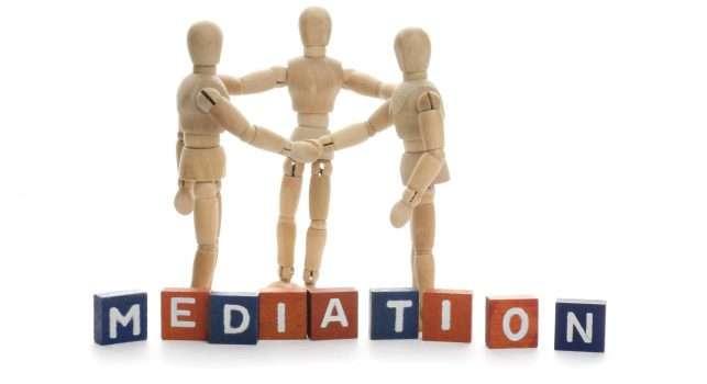 divorce and child custody mediation